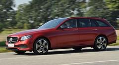 Essai Mercedes E220d break: L'art de voyager