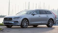Essai Volvo V90 : Break de concours d'élégance