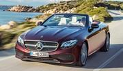 Mercedes Classe E Cabriolet : style et techno