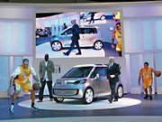 Volkswagen Space UP Blue : Le mini-Combi écolo de Volkswagen