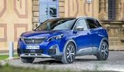 Peugeot 3008 : élue voiture de l'année 2017 à Genève