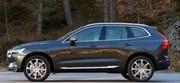 Le Volvo XC60 en fuite !
