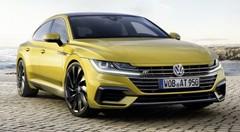 Volkswagen Arteon, premières photos officielles de la Passat 5 portes