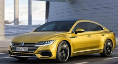 La Volkswagen Arteon se dévoile entièrement juste avant le Salon de Genève 2017