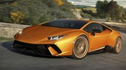 Lamborghini Huracan Performante, le petit supercar au grand record