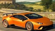 Lamborghini Huracan Performante : la nouvelle reine du Ring