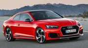 Audi RS5 : Elle passe au V6 !