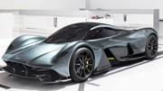 Ne l'appelez plus Aston Martin AM-RB 001, mais Valkyrie !