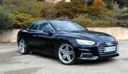Essai Audi A5 Coupé V6 quattro : Du vrai grand tourisme