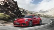 Porsche 911 GT3 (2017) : premières photos officielles et prix