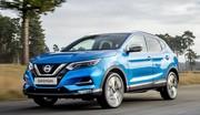 Le Nissan Qashqai s'offre un restylage pour ses dix ans