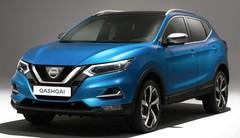 Le Nissan Qashqai restylé se dévoile en live