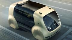 Volkswagen Sedric : Hep Taxi !