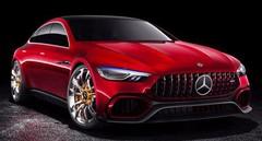 Salon de Genève 2017 : Mercedes-AMG GT Concept, l'anti-Panamera à l'étoile ?
