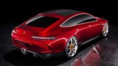 Mercedes-AMG GT Concept : l'anti-Panamera