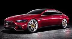 Mercedes-AMG GT Concept : la Panamera dans le collimateur