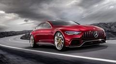 Mercedes-AMG GT Concept : Berline de 800 chevaux !