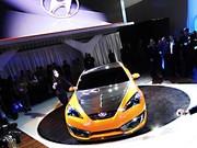 Hyundai Genesis Coupé Concept : Hyundai hausse le ton !