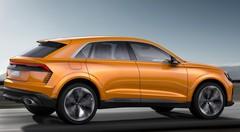 Audi Q8 Sport Concept : Prometteur !