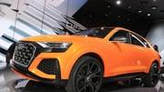 L'Audi Q8 déjà en tenue de sport