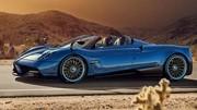 Pagani Huayra Roadster : mieux que le Coupé !
