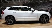 Volvo XC60 (2017) : L'argus déjà à bord !