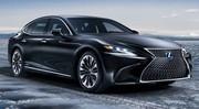 Lexus LS 500h : la limousine à moteur hybride