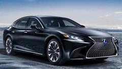 Lexus LS 500h : l'exclusivité, sauce japonaise