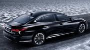 Lexus LS 500h : Summum japonais