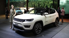 Jeep Compass : baby Grand Cherokee