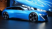 Peugeot Instinct Concept : une voiture qui vous veut du bien
