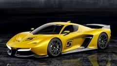 Fittipaldi EF7 Vision GT by Pininfarina : Une supercar qui passe de la virtualité à la réalité