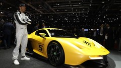Fittipaldi EF7 Vision GT by Pininfarina : supercar internationale
