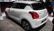 Suzuki Swift : moins jolie, plus pratique