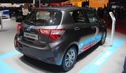 Toyota Yaris restylée 2017 : proche fin de carrière