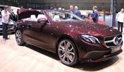 Mercedes Classe E Cabriolet : sexy