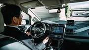 Nissan Leaf : on a pris la route sans toucher au volant !