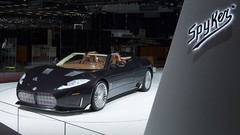 Spyker s'associe à Koenigsegg pour motoriser les C8 Preliator