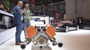 Spyker C8 Preliator Spyder : avec Koenigsegg et Lotus !