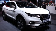 Nissan Qashqai 2017 : nouveau regard