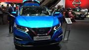 Nissan Qashqai 2017: revitalisé