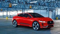 Jaguar I-Pace : nouvelle tenue