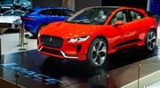 Jaguar i-Pace : un SUV électrique pour contrer le Tesla X