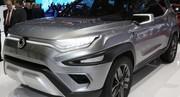 XAVL, le futur SUV 7 places de SsangYong