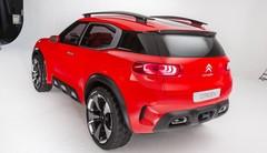 Citroën C5 Aircross (2018) : c'est le nom officiel du prochain SUV