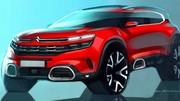 Citroën C5 Aircross : priorité à la Chine