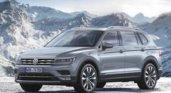 Volkswagen Tiguan Allspace : la version longue
