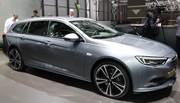 Opel Insignia Sports Tourer : première mondiale à Genève