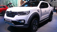 Renault Alaskan : pick-up au losange