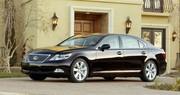 Essai Lexus LS600h : limousine hybride